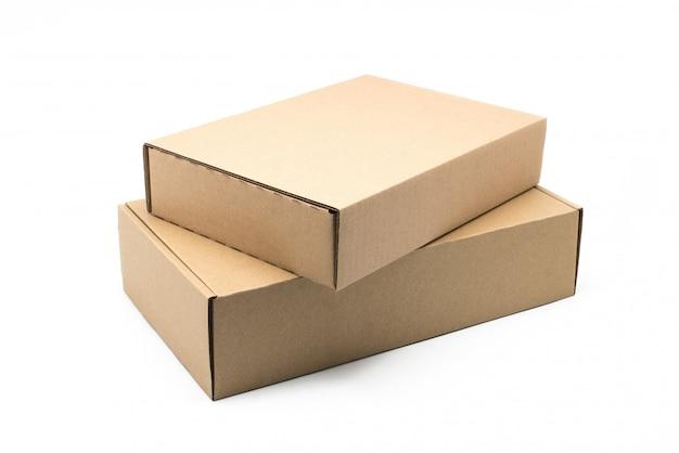 Контейнер для контейнеров на белом фоне