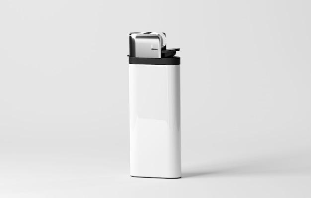 Изолированная зажигалка на белом