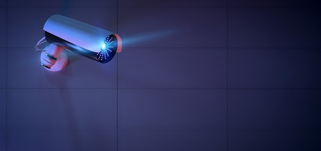 Система охранного видеонаблюдения