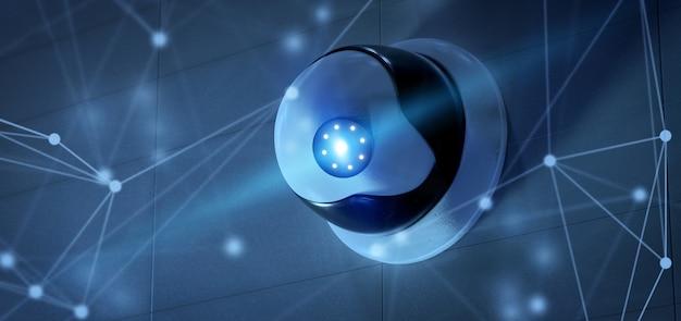 Согласие из-за системы видеонаблюдения безопасности