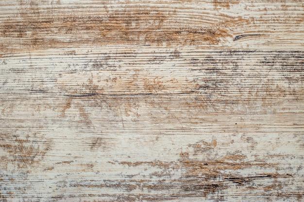 古い木製のぼろぼろの