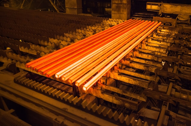Производство стали и металла