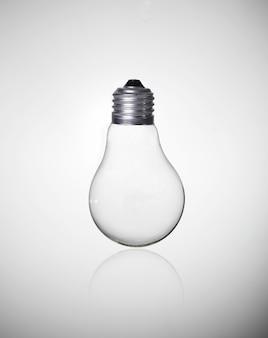 電球はオフ