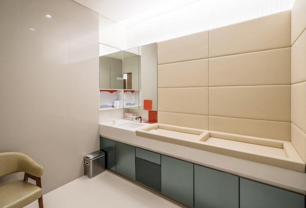 Общественные туалеты для мам и малышей в торговых центрах