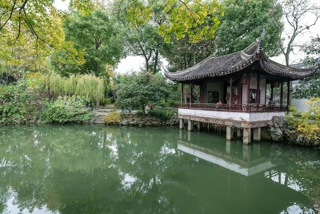 蘇州ガーデンズ、中国蘇州の謙虚な管理者の庭