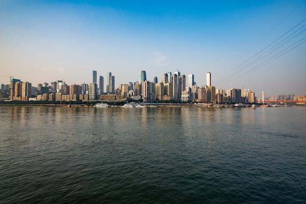 重慶市の都市景観