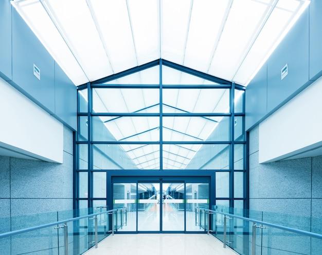 トレーニング室の廊下