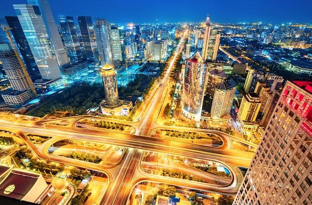 北京の空撮