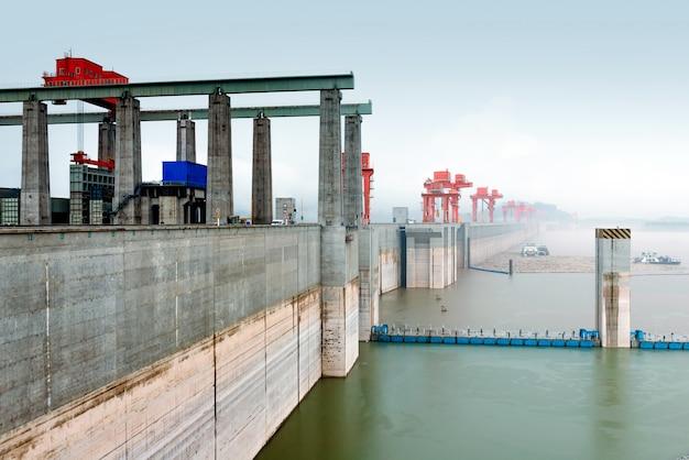 三峡ダム、中国