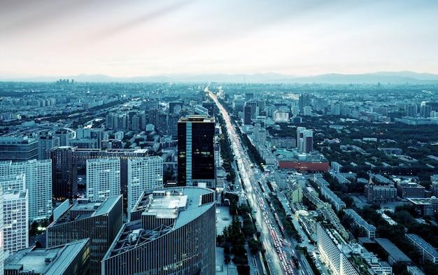 Аэрофотоснимок пекина