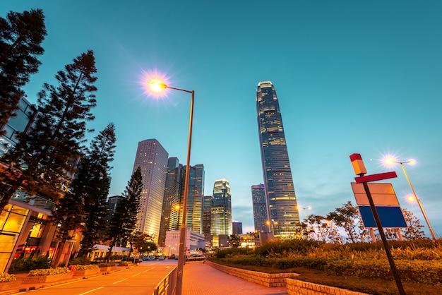 香港の建築
