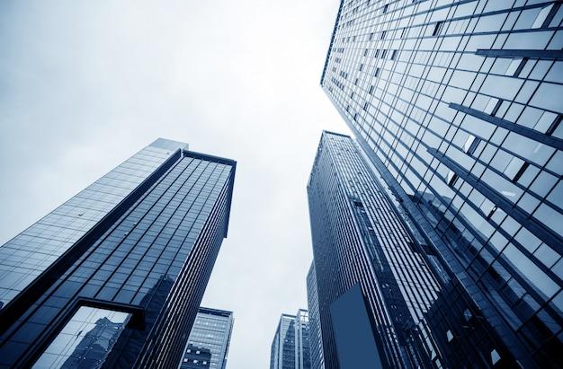 重慶の近代的な建物