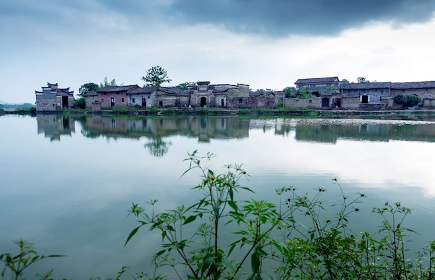 Отдаленные сельские районы китая