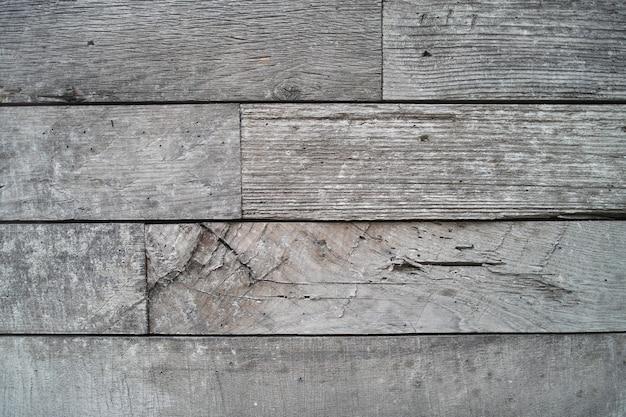 灰色の木のテーブル