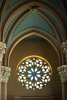 Стеклянный купол церкви