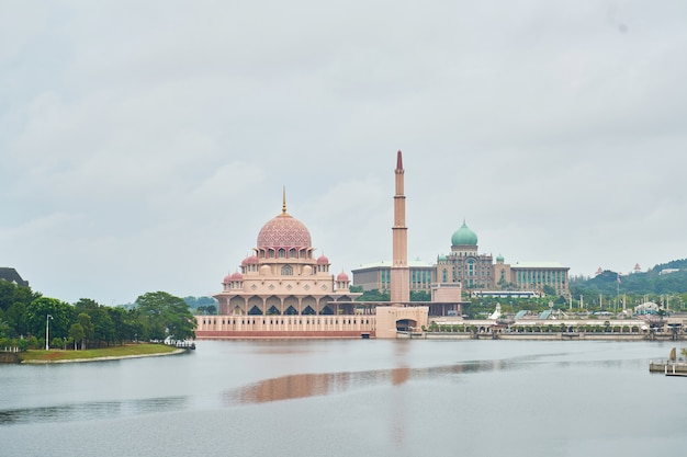 マレーシアプトラジャヤイスラム教徒の風景の観光