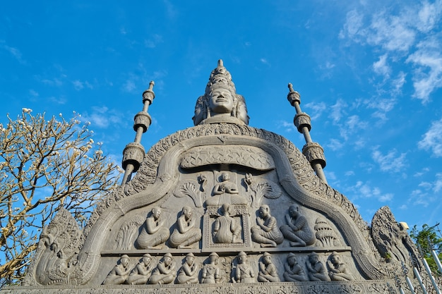 精神休暇精神的な芸術の仏教