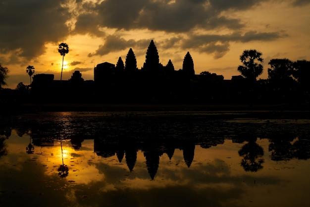 Ангкор-ват, камбоджа