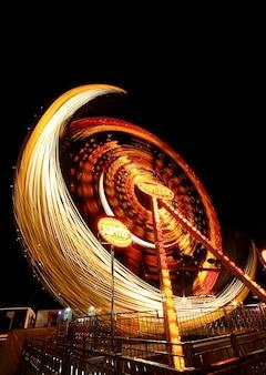 Световая большое колесо