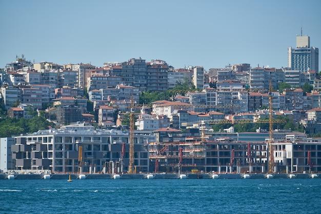 トルコからイスタンブールシティービュー