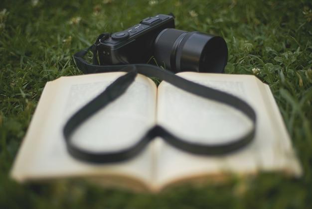 写真と読書への情熱