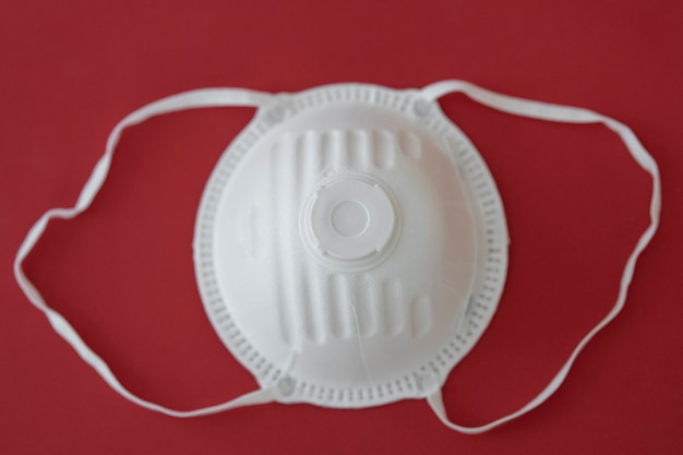 汚染、ウイルス、インフルエンザ、コロナウイルスに対するフェイスマスク保護