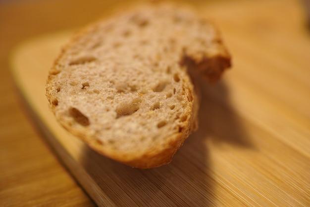Ломтик хлеба