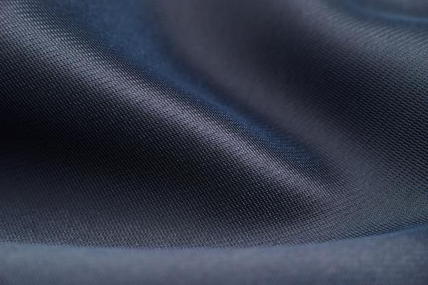 黒色織物組織