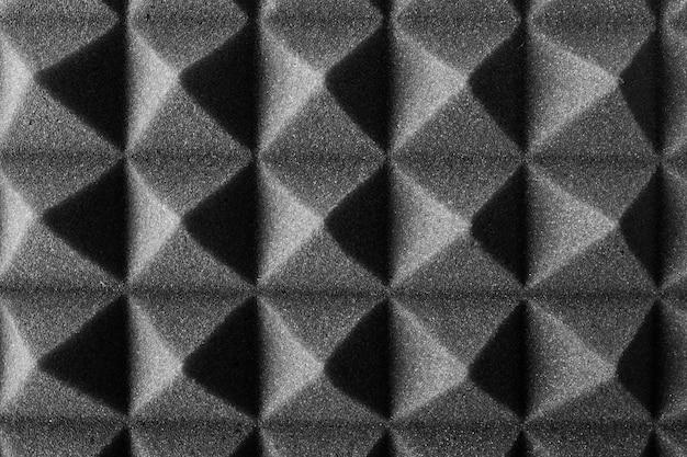 抽象的な正方形ブラックテクスチャ背景