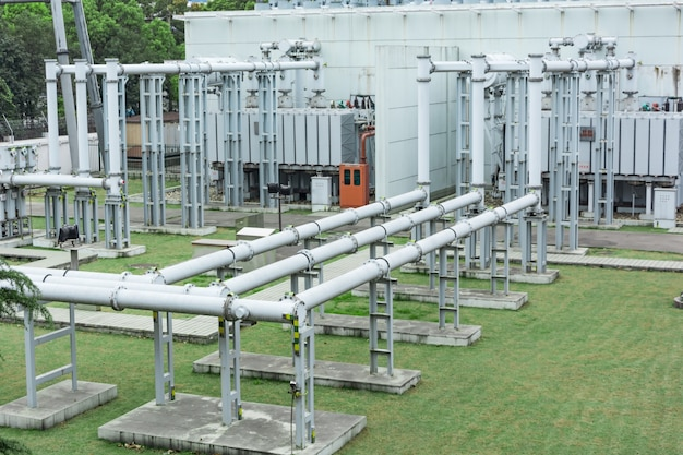 Схема трубопроводов
