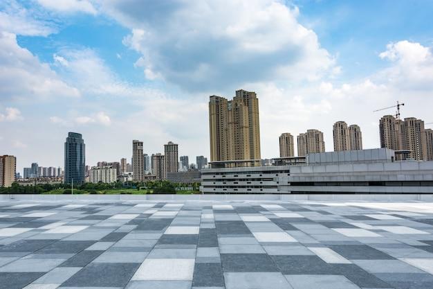 建物の高速道路のアーキテクチャヴィンテージ中国