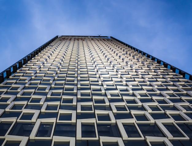 Бесчестный скребок небоскреб