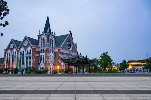 Церковь в китае
