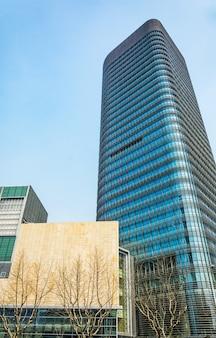 モダンなビジネスセンター