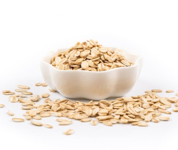 朝食のための健康的な穀物