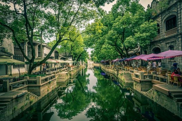 中国古い庭