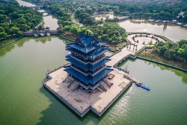 杭州の風景