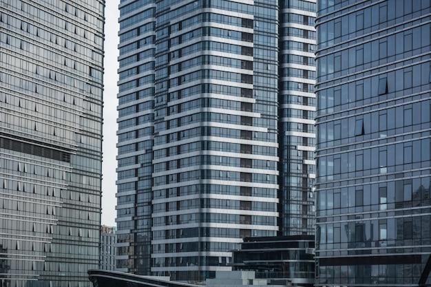 Современные бизнес здания
