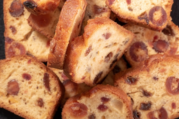 Вкусный торт из сухофруктов