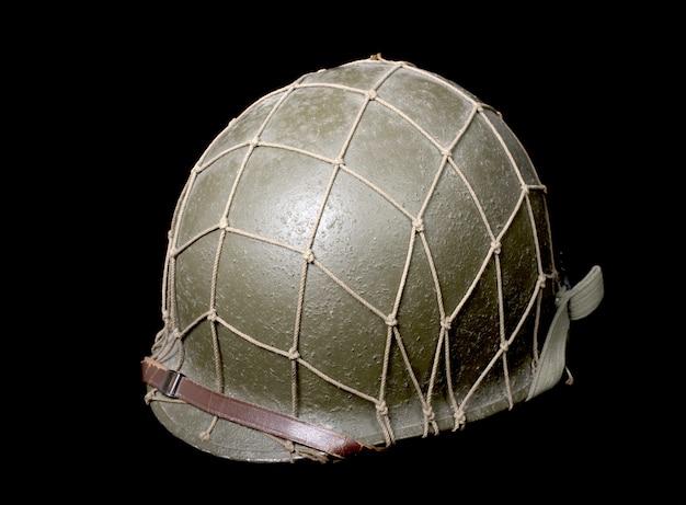 Американский военный шлем
