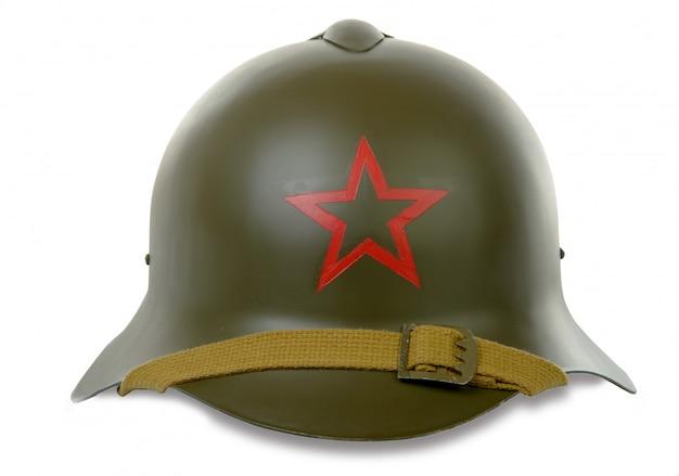 Военный шлем советской армии