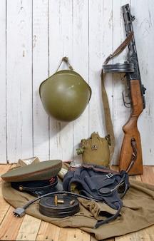 Экипировка советского солдата во время второй мировой войны