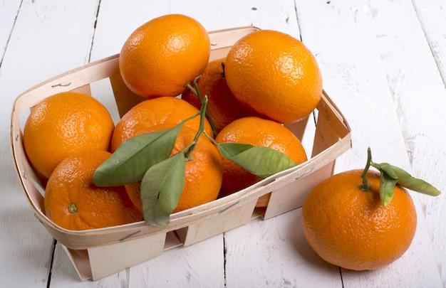 オレンジ柑橘系の果物