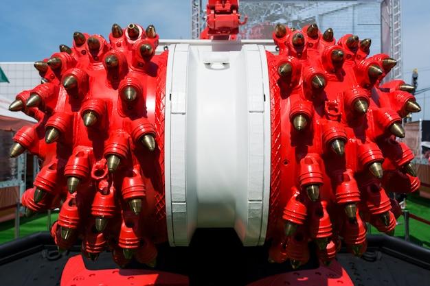 石炭ボルター採掘機