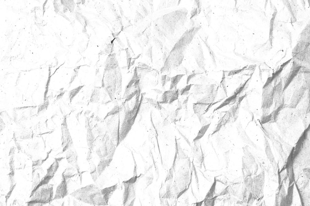 Шаблон текстуры мятой бумаги для наложения