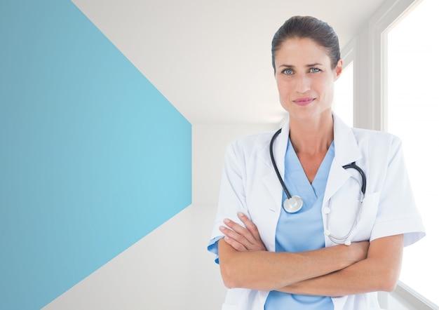 Красивое соединение развитие медицинской цифровой