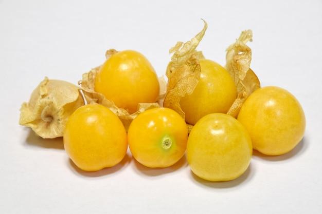 Желтый мушмула