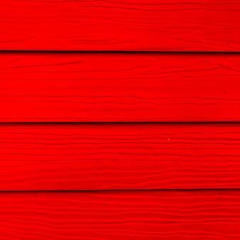 赤い木製の壁の背景