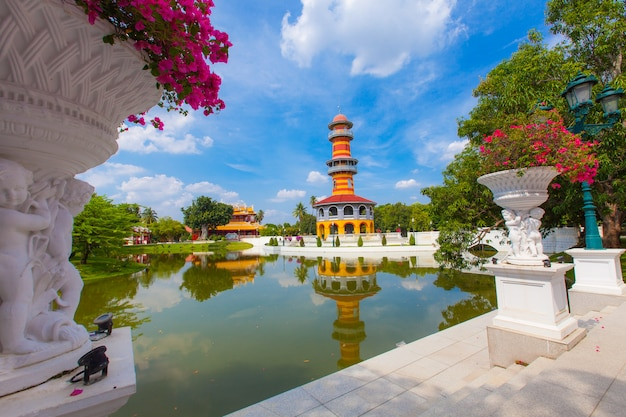 中国風の寺院