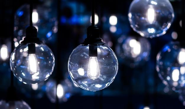 Лампочка в стиле ретро эдисон